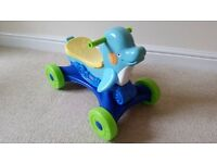 fisher price musical ride along dolphin