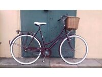 Ladies Bike/Bicycle - Lovely Vintage Raleigh Dutch Frame - Excellent Condition