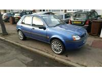 Ford Fiesta 1.25 29000ml
