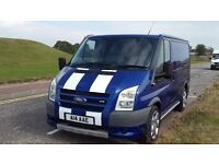 2007 FORD TRANSIT SPORT 260TDCI SWB ***LOW MILES/PRIVATE PLATE INCLUDED*** NO VAT