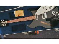 12 String Rickenbacker Guitar