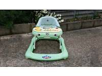 Baby walker never used