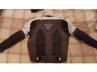 Dainese textile summer jacket