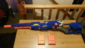 Nerf longshot getting rare