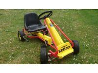 KettCar Child's Pedal Go Kart