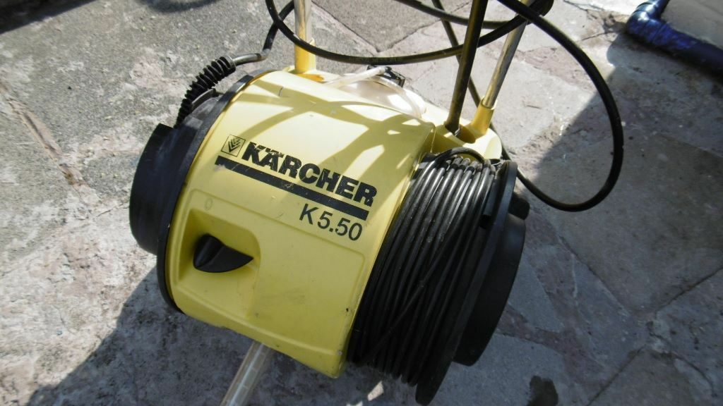 karcher power washer in melling merseyside gumtree. Black Bedroom Furniture Sets. Home Design Ideas