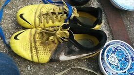 Nike Football Boots - Size 4