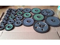 Myford lathe gears
