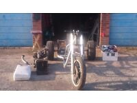 Reliant Trike Project