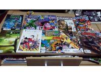 Job lot marvel / dc comic books (50)