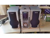Aiwa mini hifi CD/ Radio/ casset