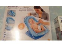 Blue Baby Bather