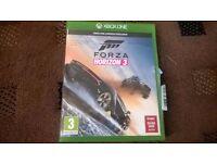xbox one game forza horizon 3