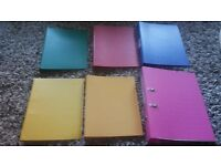 As new total 6 binder for office work storage