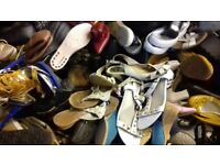 wholesalers of 25kg of ladies shoes
