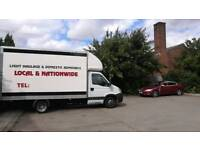 M.P.M REMOVALS 2 men and a van. special offer £30ph