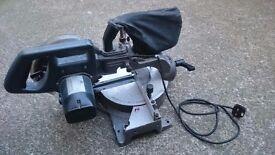 Radial arm mitre saw 1800w