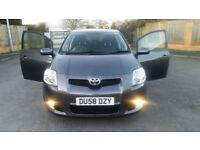 Toyota AURIS, Manual, Low mileage, Full service history