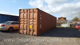 SHIPPING CONTAINERS FELIXSTOWE