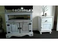 White furniture bundle