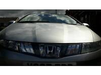 Honda civic ivtec low miles part service history