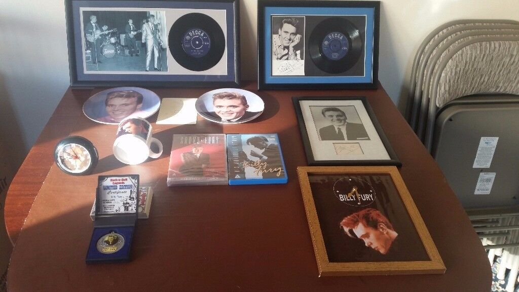Billy Fury Collection