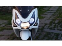 FOR SALE:- Daelim 250 S3 Advanced scooter,automatic,hardly used due to illness!. VG Condition!.