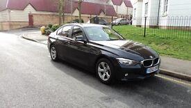 BMW 3 Series 2.0 320D Automatic Efficient Dynamics 4 dr (start/stop) 2013 (62) £9250