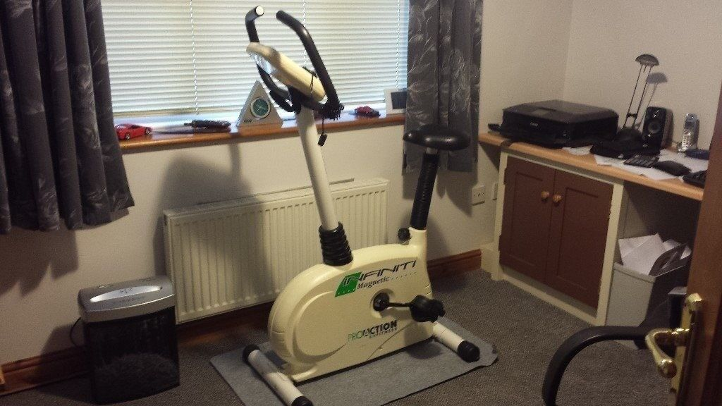 Uitgelezene Exercise Bike; Proaction BH Fitness Infinity Exercise Bike | in Lower OU-46