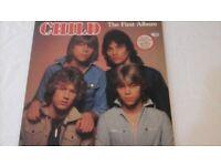 "CHILD - ""The First Album"" gatefold sleeve"