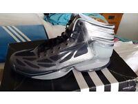 Mens trainers. Adidas Adizero size 12.5