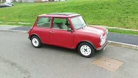 1985 Austin Mini Mayfair 998