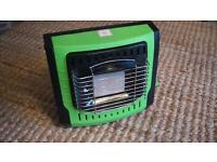 Portable Butane Gas Heater for Camping or Fishing