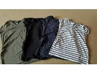 Maternity clothes bundle size 18