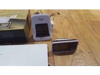 Tommee Tippee digital baby monitor & sensor pad