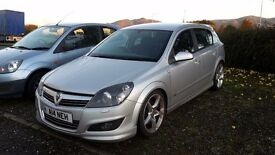 Vauxhall Astra Sri Cdti 150 with x-pack part/ex or swap