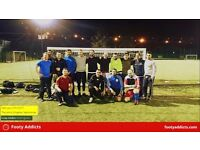 Play Football in Nottingham || Friendly footy sessions available to join || everyone welcome!