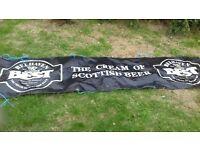 Belhaven Advertising Banner