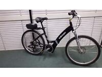 E Bike Electric Bike Izip Trails enlightened Unisex Bike .