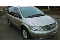 Chrysler voyager lx for sale or swpaz