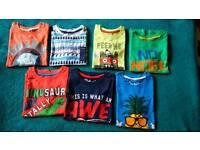 4-5yrs Boys Summer TShirts