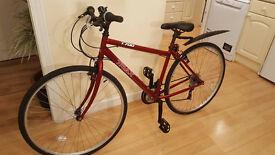 "Trax Hybrid 18"" Unisex Bike (Great condition)"
