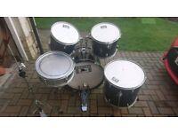 free session pro full drum kit
