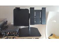 Spacetek CDJ Desktop Stand Double (CDJ1000 + all models)