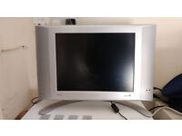 Philips Flat LCD 20 inch TV Computer Screen