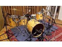 Gretsch USA drumkit - bargain for £ 1600.-