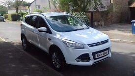 Ford Kuga Titanium 2014 - WHITE