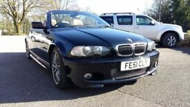 BMW 330ci Convertible Sport 2001