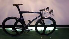 The bike that took the Barca' Olympics by storm