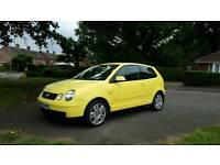 Volkswagen polo 1.4 fsi 12 months mot low miles new clutch